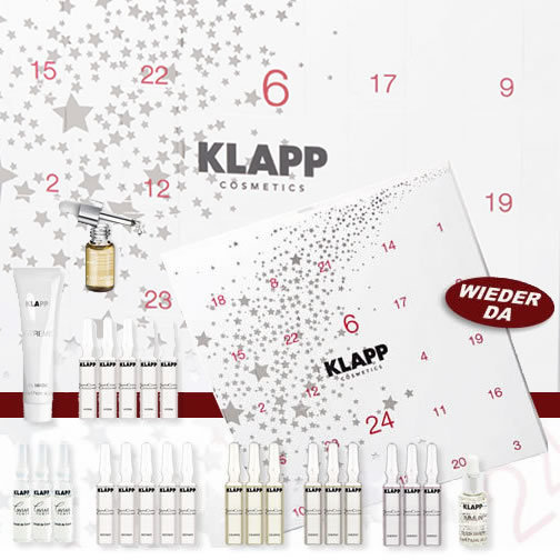 Klapp  24 Day ampule and More 1
