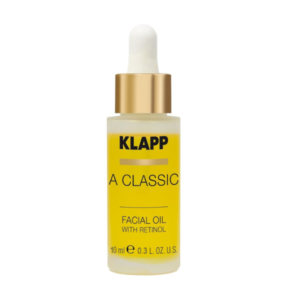 A Classic facial oil with retinol